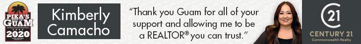 Kimberly Camacho Pikas Guam 2020